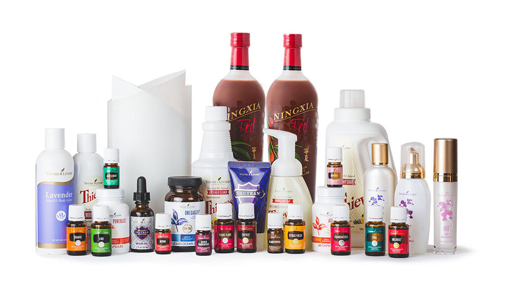Young Living Health Products | Glen Alex | Las Vegas, Nevada