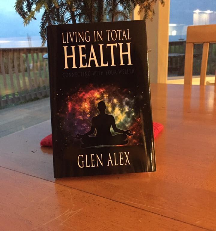 Glen Alex, author of Living In Total Health, Las Vegas, NV