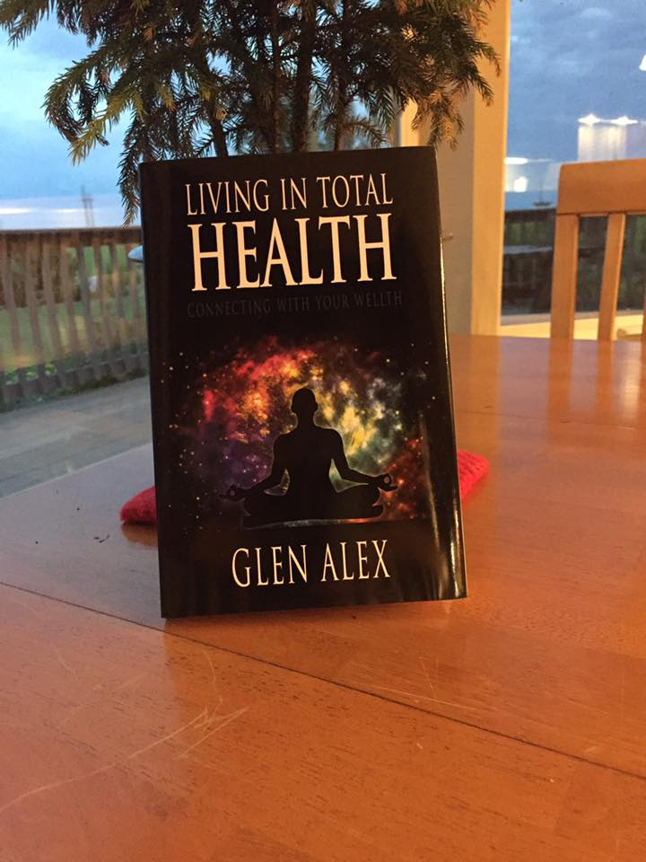 Glen Alex, author of Living In Total Health, Las Vegas, NV