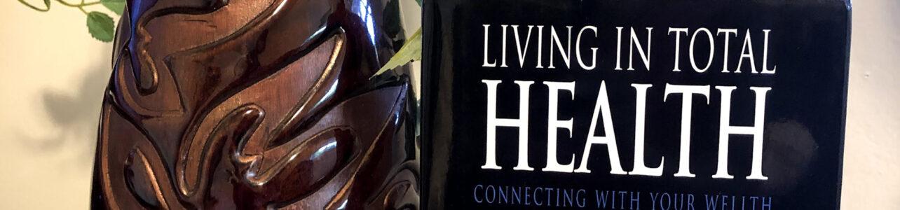 Living In Total Health, 2021 Indie Book Award Winner for Health & Wellness, Glen Alex, Las Vegas, NV