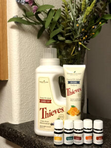 Glen Alex, Young Living, Essential Oils, Blog, Living In Total Health