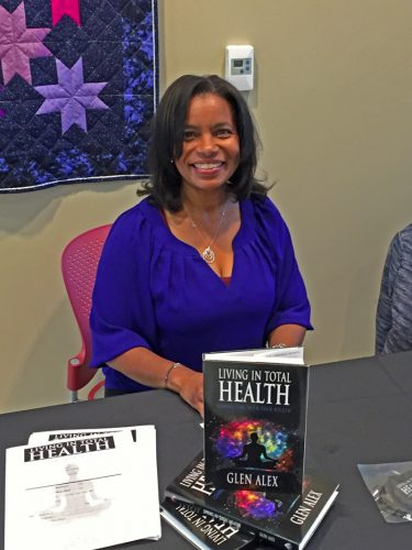 Glen Alex | Author | Social Worker | Therapist | Talk Show Host | Living in Total Health | Las Vegas, Nevada